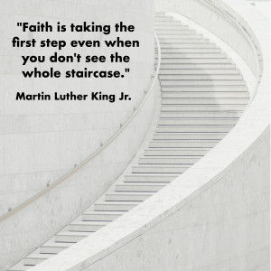 Mlk Faith Photo