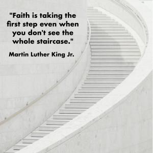 Mlk Faith Photo