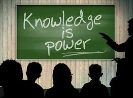 knowledge is power picture