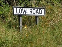 low road