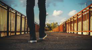 mindful walking png