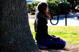meditator image