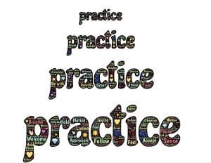 practice image